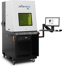 ZetaLase XL - Großes Beschriftungsfeld
